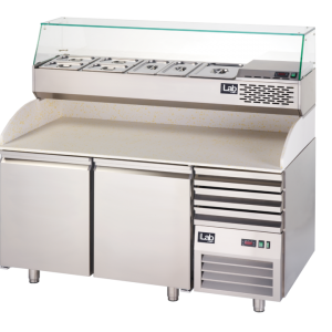 iG – Pizza refrigerated counter